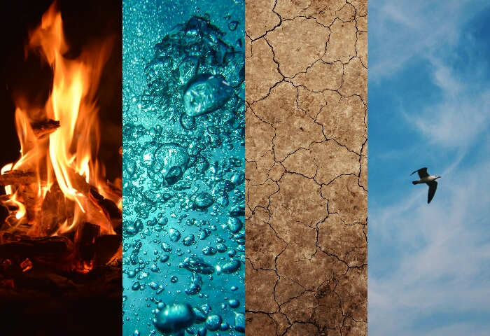 The Zodiac Elements: Fire, Air, Earth, Water - AstroPodMatch